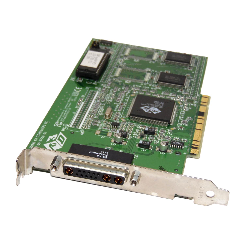 ATI Technologies Inc. Mach 64 PCI 109-37700-00 Video Card
