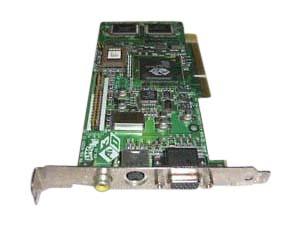 Ati 109-40200-20 Rage Pro Agp Video Card