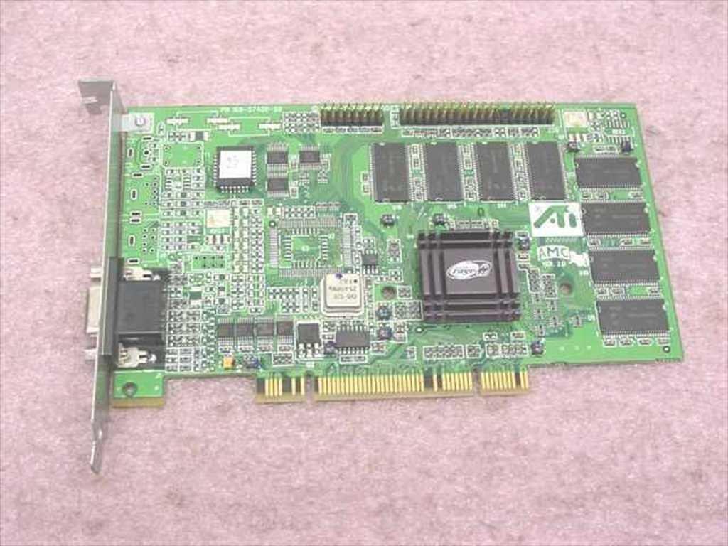 Ati 109-57400-00 Pci Video Card 16Mb Apple Etc