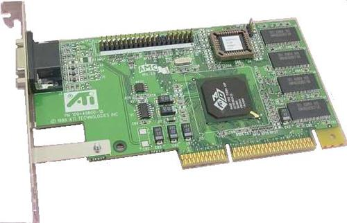 8M Pci Display Card