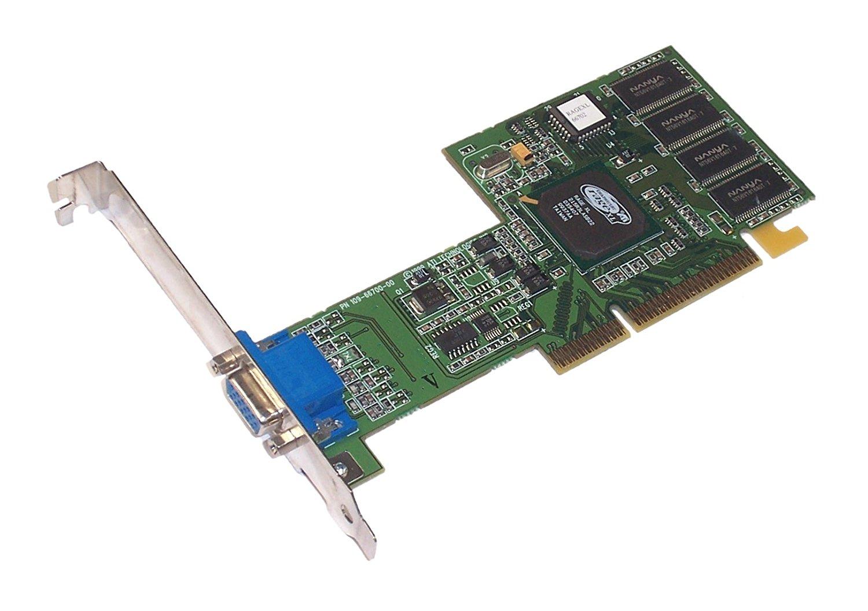 Ati 109-66700-00 Agp Video Card Rage Xl