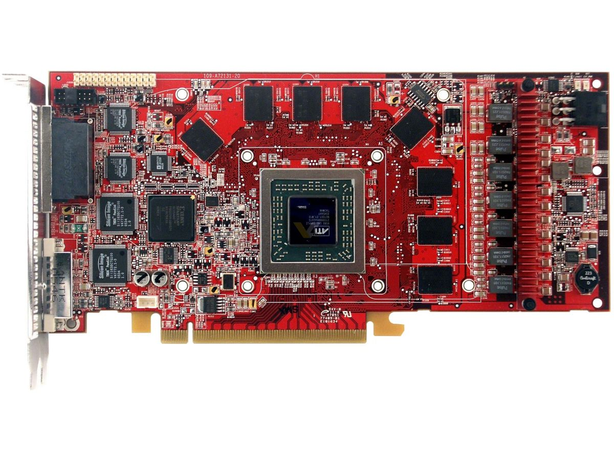 ATI Radeon X1900 CrossFire Edition