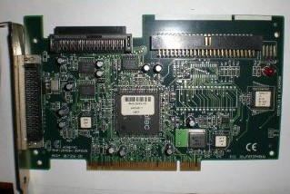RTL8029AS PCI 10BT 10B5 COAX / R45 ETHERNET
