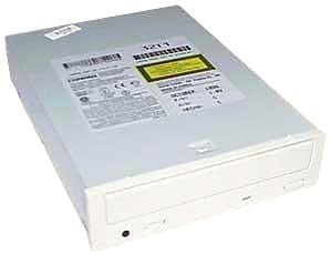 Compaq 179137-706 32X IDE CD-ROM Drive White