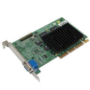 Nvidia 180-P0010-0000-B01 Agp Video Card