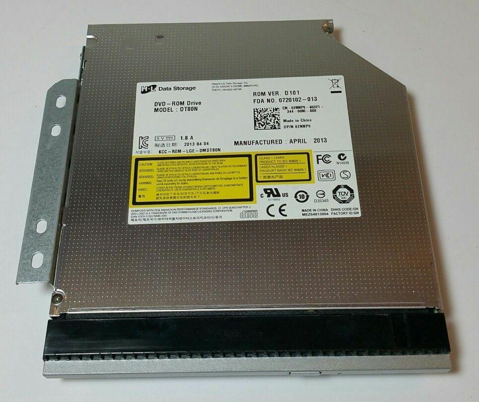 Genuine Dell Optiplex 9010 AIO SATA DVD-RW Optical Drive GT80N GT