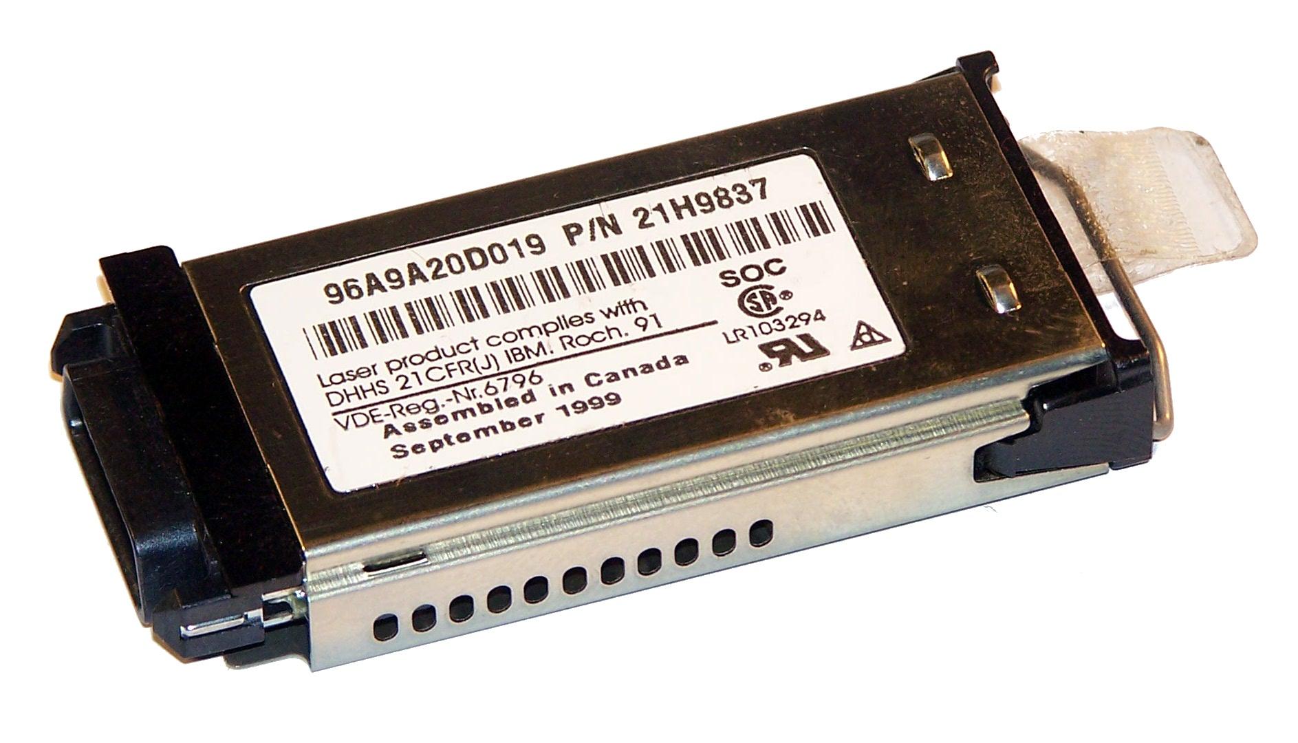 IBM 1Gbps Short Wave GBIC Fibre Channel Optical Transceiver Modul