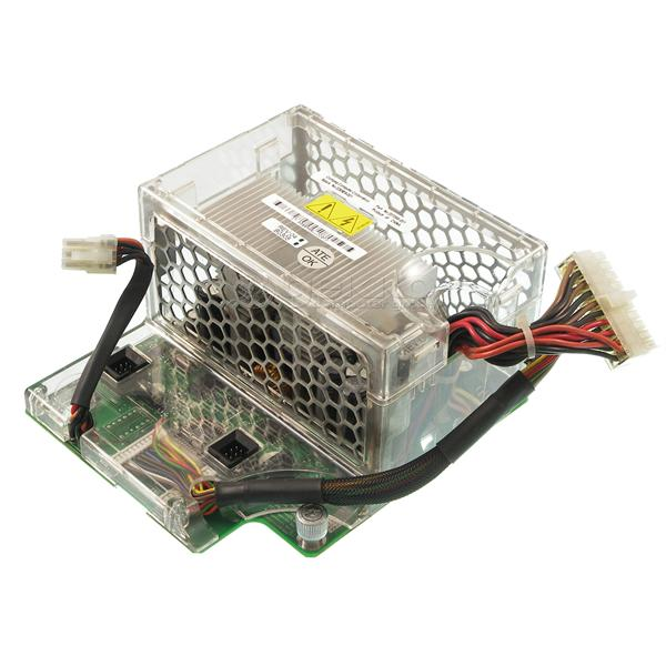 DC to DC converter and backplane assembly module