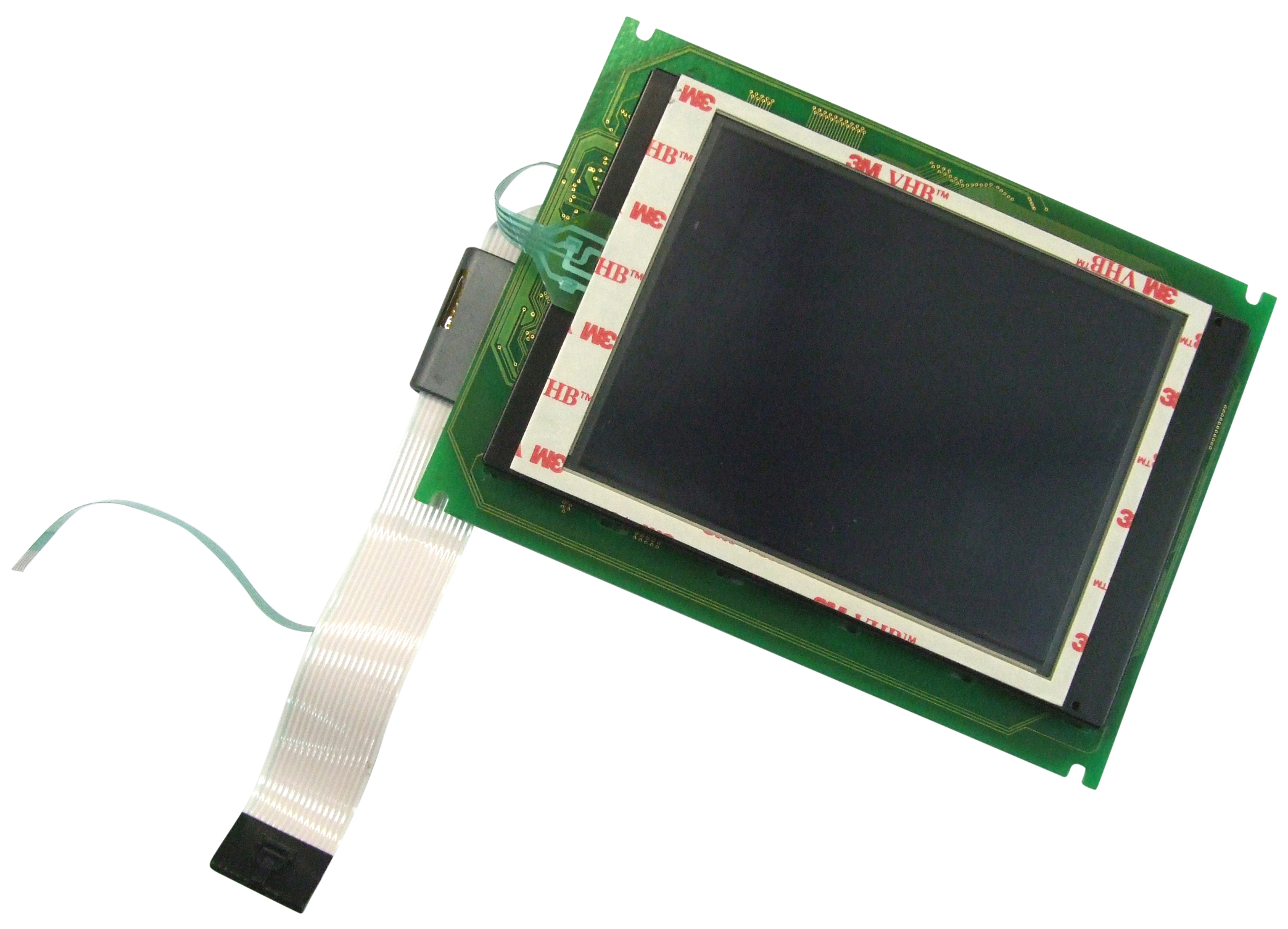 HP 231666-001 Lcd Touch Screen With Cable