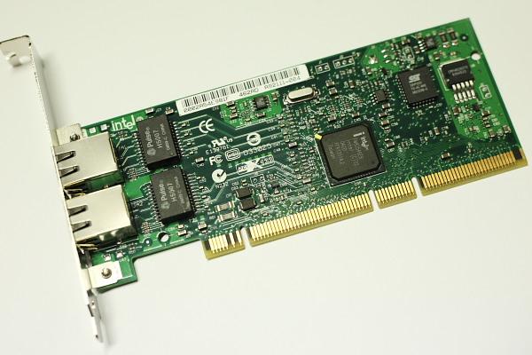 PRO/ 1000 MT Dual Port Server Adapter for Intel