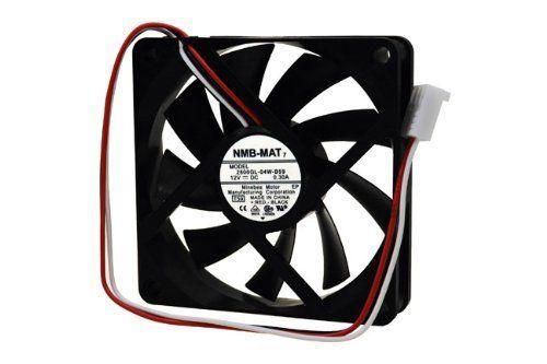Dell/Minebea 2408Nl-04W-B46 Fan 12Vdc .12A 3-Wire Dell 60 X 20Mm