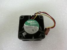 12Vdc .13A Fan 40Mm X40Mm X20Mm With 3Inch 3 Wire Cable And 3 Pi