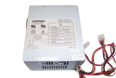 Compaq 270646-001 Power Supply Atx 200W