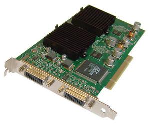 64MB HP / Compaq Quadro4 400NVS PCI Quad VGA DDR