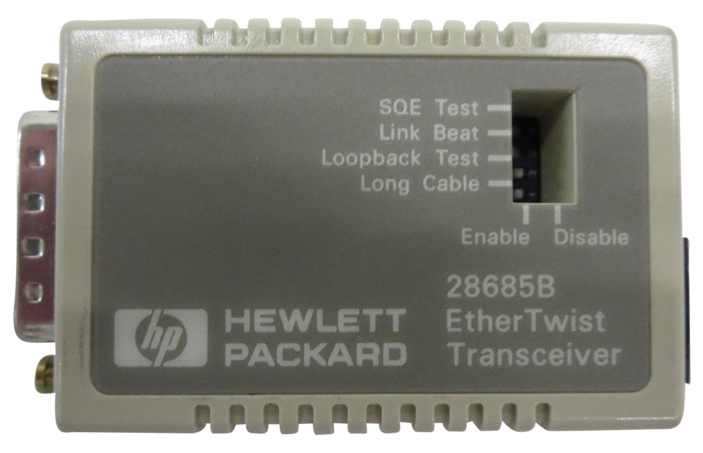 HP 28685B 28685B Ethertwist Transceiver