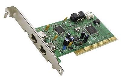 287476-001 Compaq HP IEEE-1394 FIREWIRE PCI INTERFACE BRD