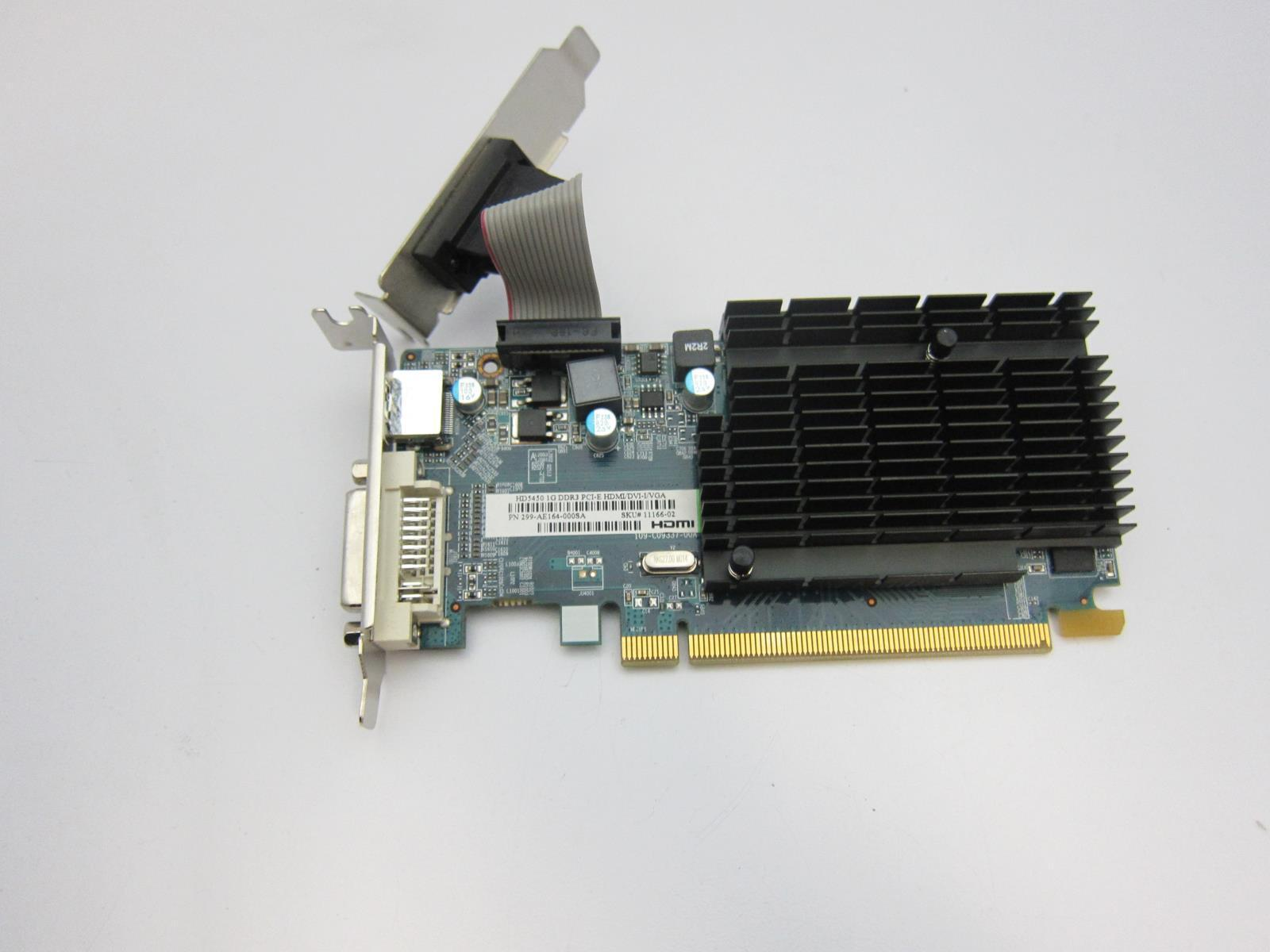 Sapphire HD5450-HyperMemory PCIe-x16 1GB-DDR3 FH