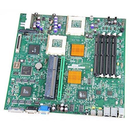 DELL 2D484 PE1550 2XCPU SYSTEM BOARD