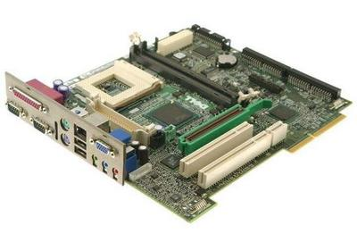 2H240 Dell Motherboard Pentium III / Socket 370 for Optiplex GX15