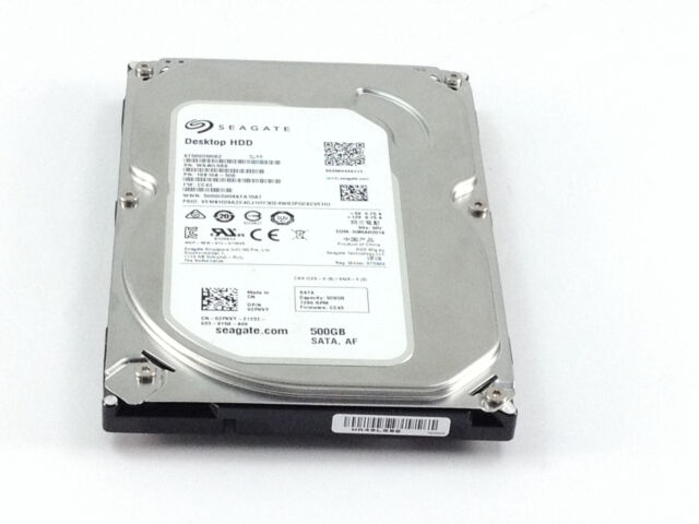 OEM DELL SEAGATE ST500DM002 500GB 7200RPM SATA 3.5
