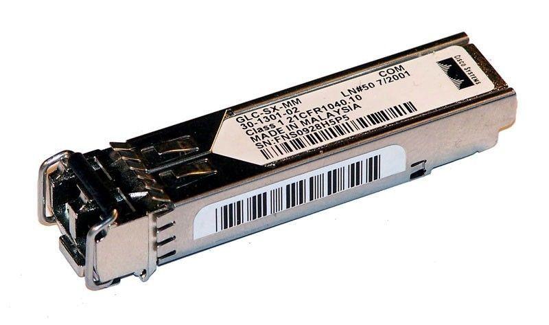 Cisco GLC-SX-MM 1000Base-SX Transceiver Module 30-1301-02