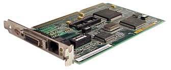 Intel PB307708-004 LAN Adapter ISA Card 306451-011