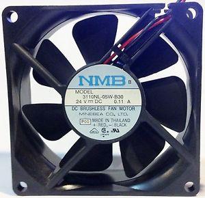 Nmb 3110Nl-05W-B30 Fan 24V Dc .11A