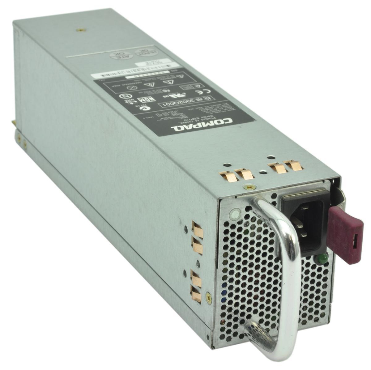 HP 313299-001 Power Supply 400W Hot Swap