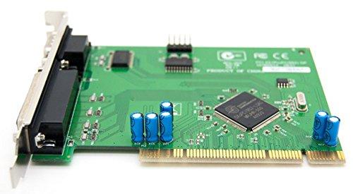 321722-001 HP Compaq Business Desktop dx2450 PCI-Serial/Parallel I/O Card