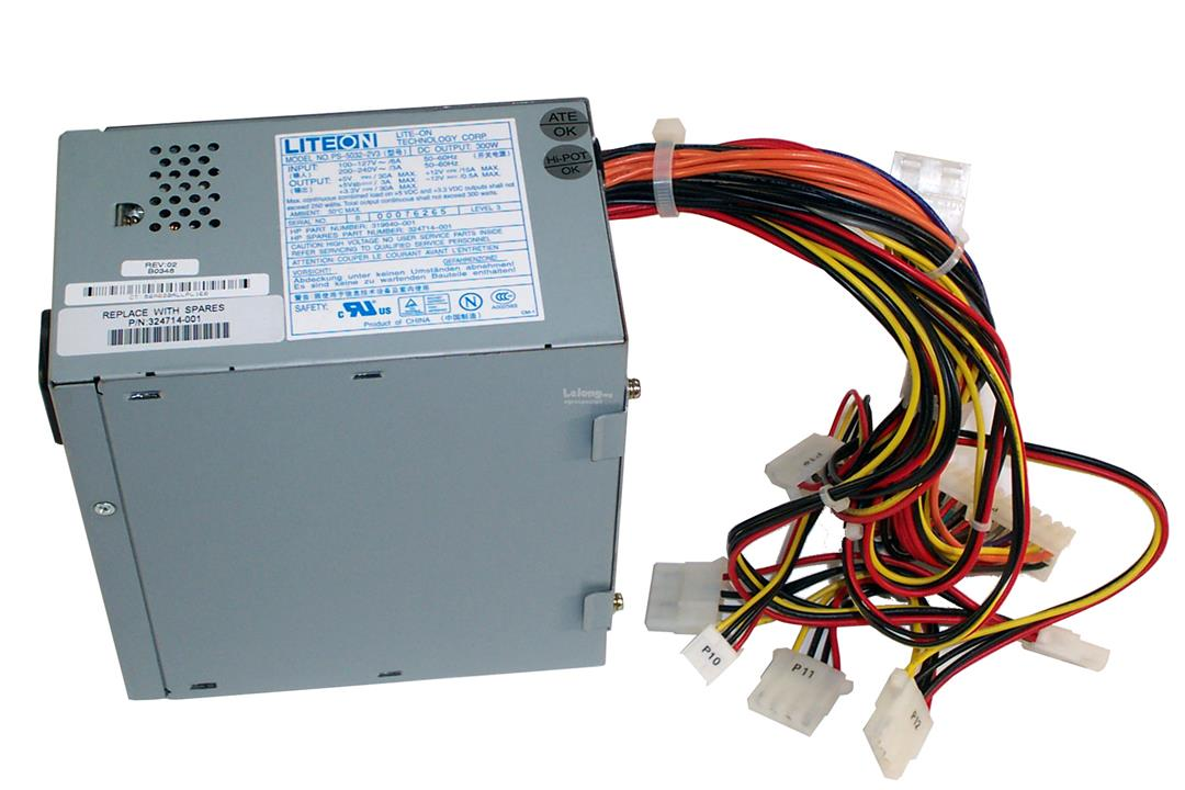 HP POWER SUPPLY FOR ML330 G3