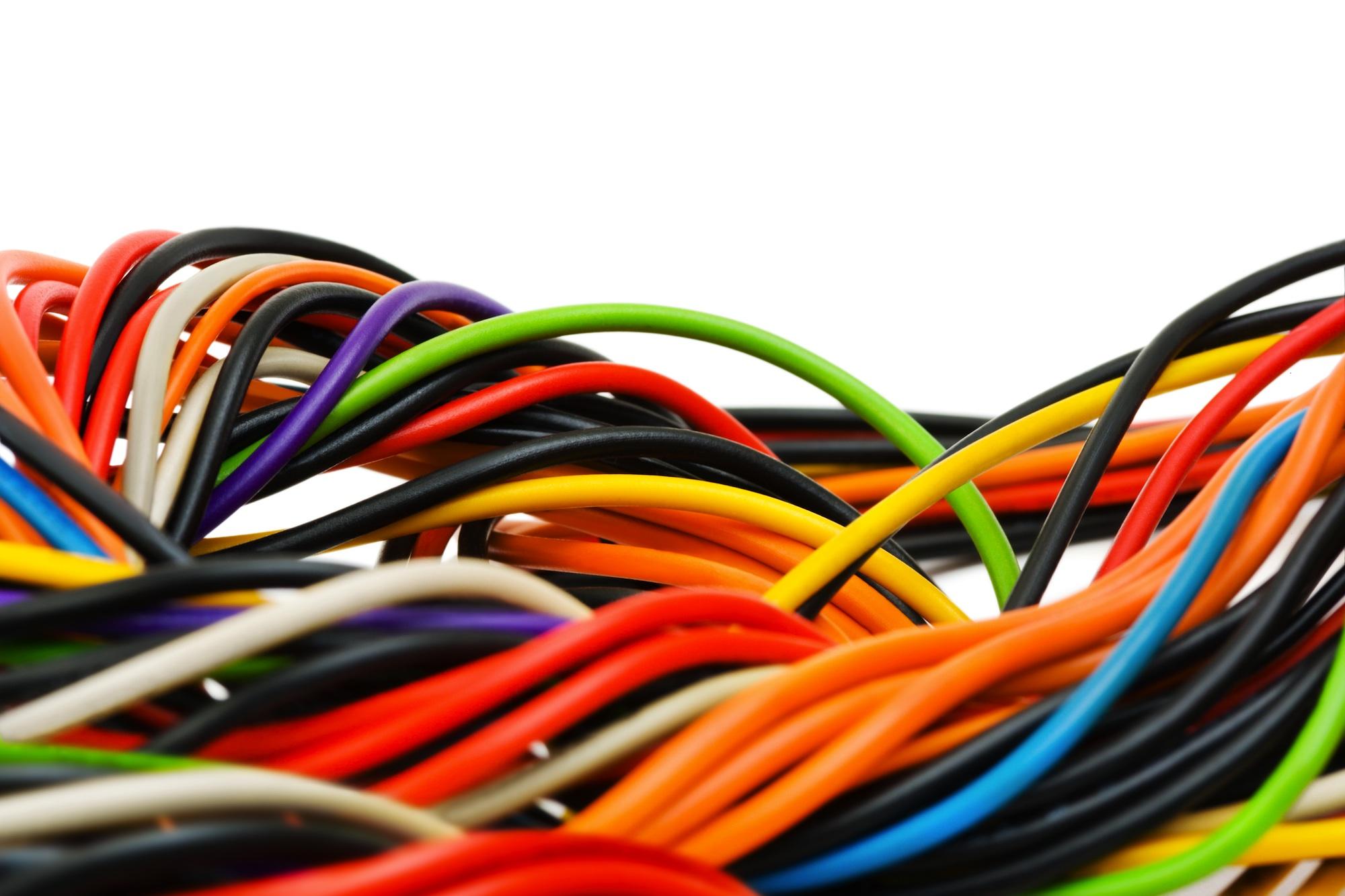 IBM 32G0397 Scsi Control Cable IBM