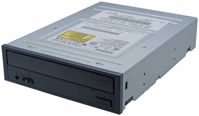 SC-148 20X-48X SPEED IDE CD-ROM DRIVE BLACK BEZEL