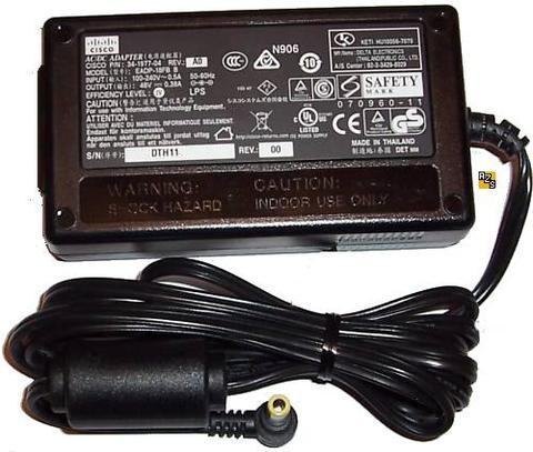 Genuine Cisco 34-1977-05 48V AC/DC Adapter EADP-18FB B