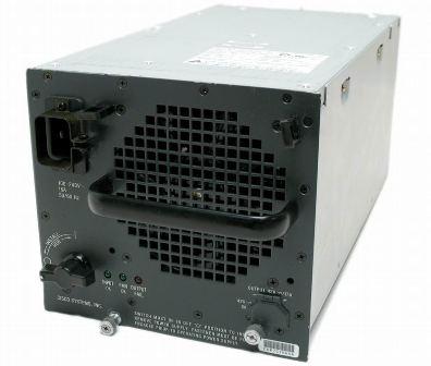CISCO CATALYST 6500 SERIES 6000W POWER SUPPLY