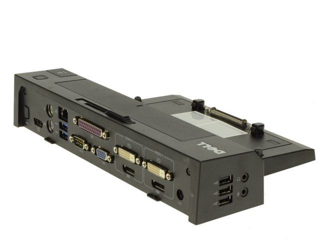 E-Port Plus Advanced Port Replicator with USB 3.0 Power Adapter N