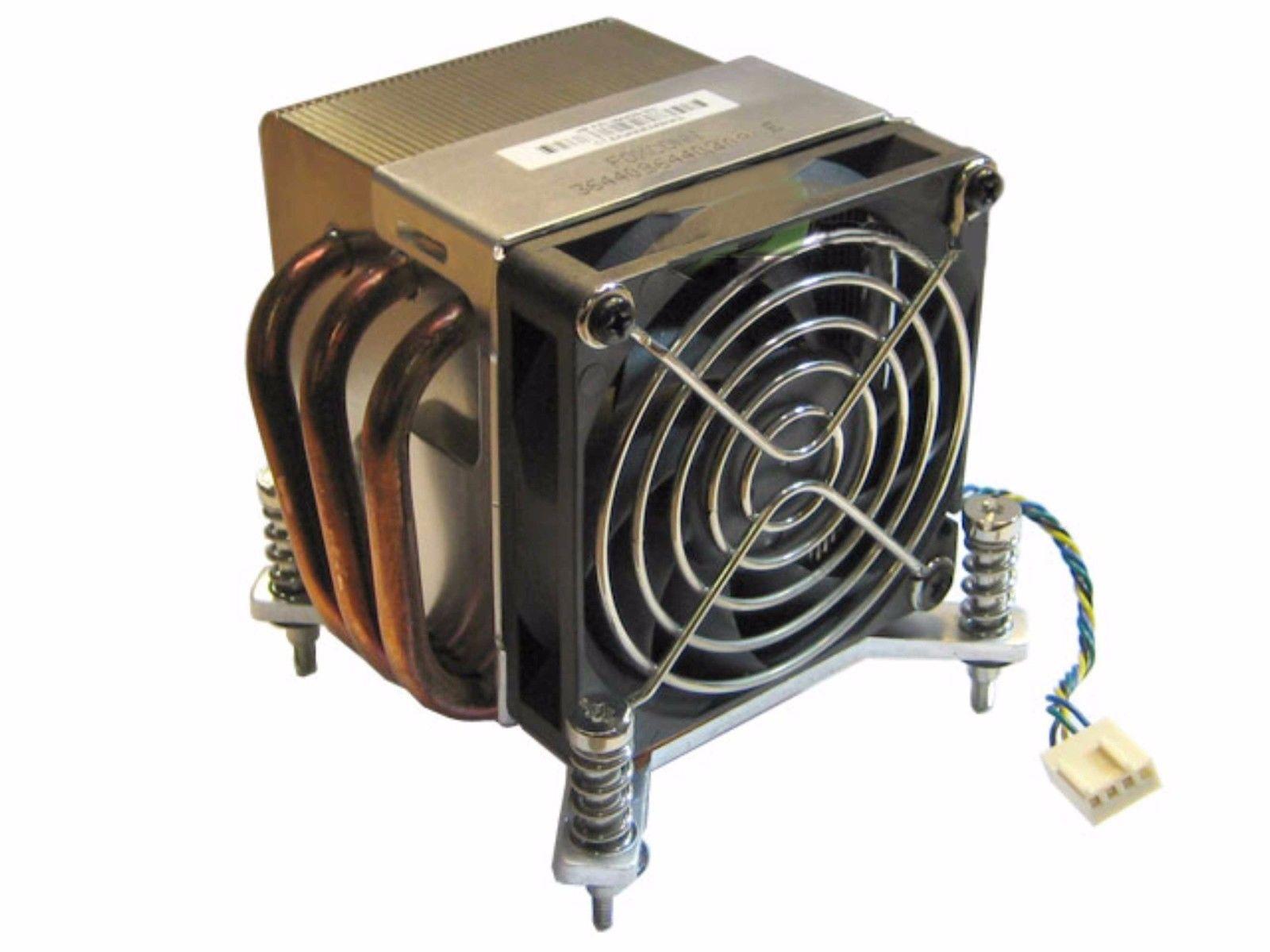 HP Heatsink With Cpu Fan P/N: 364409-003