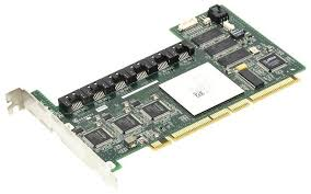 HP PCI 6-PORT SATA RAID CONTROLLER
