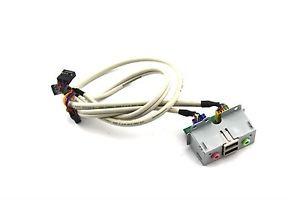 Genuine In Win C589 Premio S661E Desktop USB Audio Panel 2CRIS119