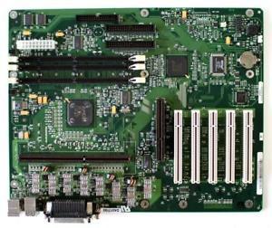 ATX MOTHERBOARD 1 AGP 6 PCI 3 DIMM 3 USB SLOT 1