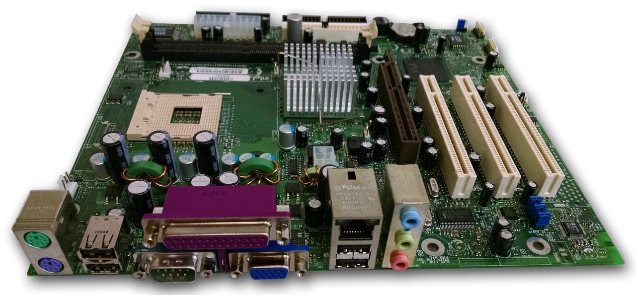 Gateway Essex 2 Motherboard Pentium 4 Socket 478 4000811