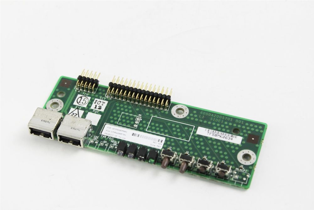 404255-001 HP Front Panel LED / USB Board for Proliant G100 G2 Server