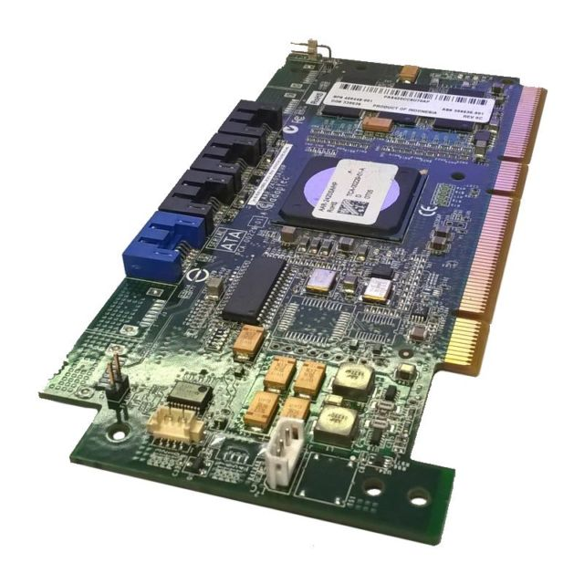 HP 4-port 3Gb SATA PCI Low Profile RAID HDD Controller 409448-001