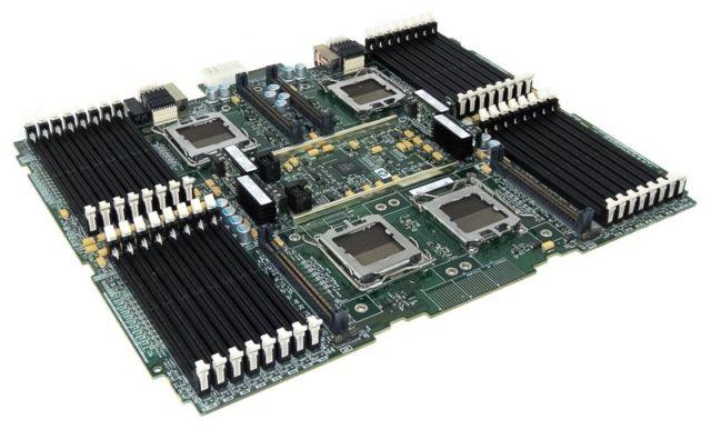 419617-001 HP Proliant DL585 G5 2 x Xeon Dual Core System Board W/O CPU