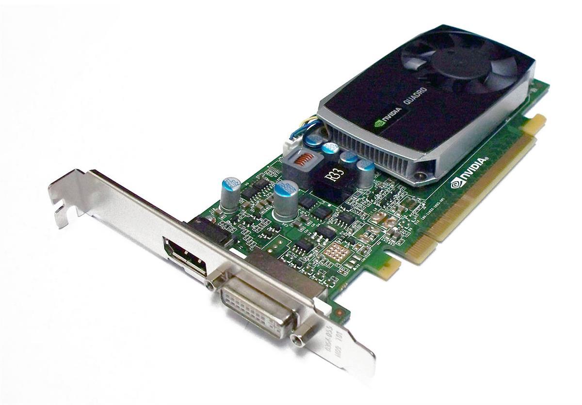 42Y6337 Lenovo nVidia Quadro FX 4600 768MB GDDR3 PCI-E x16 2xDVI/3-Pin Mini-DIN Video Card