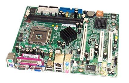 434352-001 HP Compaq Business Desktop dx2200 P4 System Board W/O CPU
