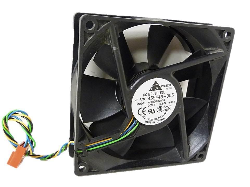 435449-003 HP Compaq Business Desktop dc7100 DC 12V 0.60A Fan