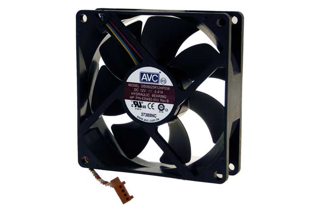 Genuine HP- Avc Ds09225R12HP038 Dc 12V Cooling Fan Tha01 435483-0