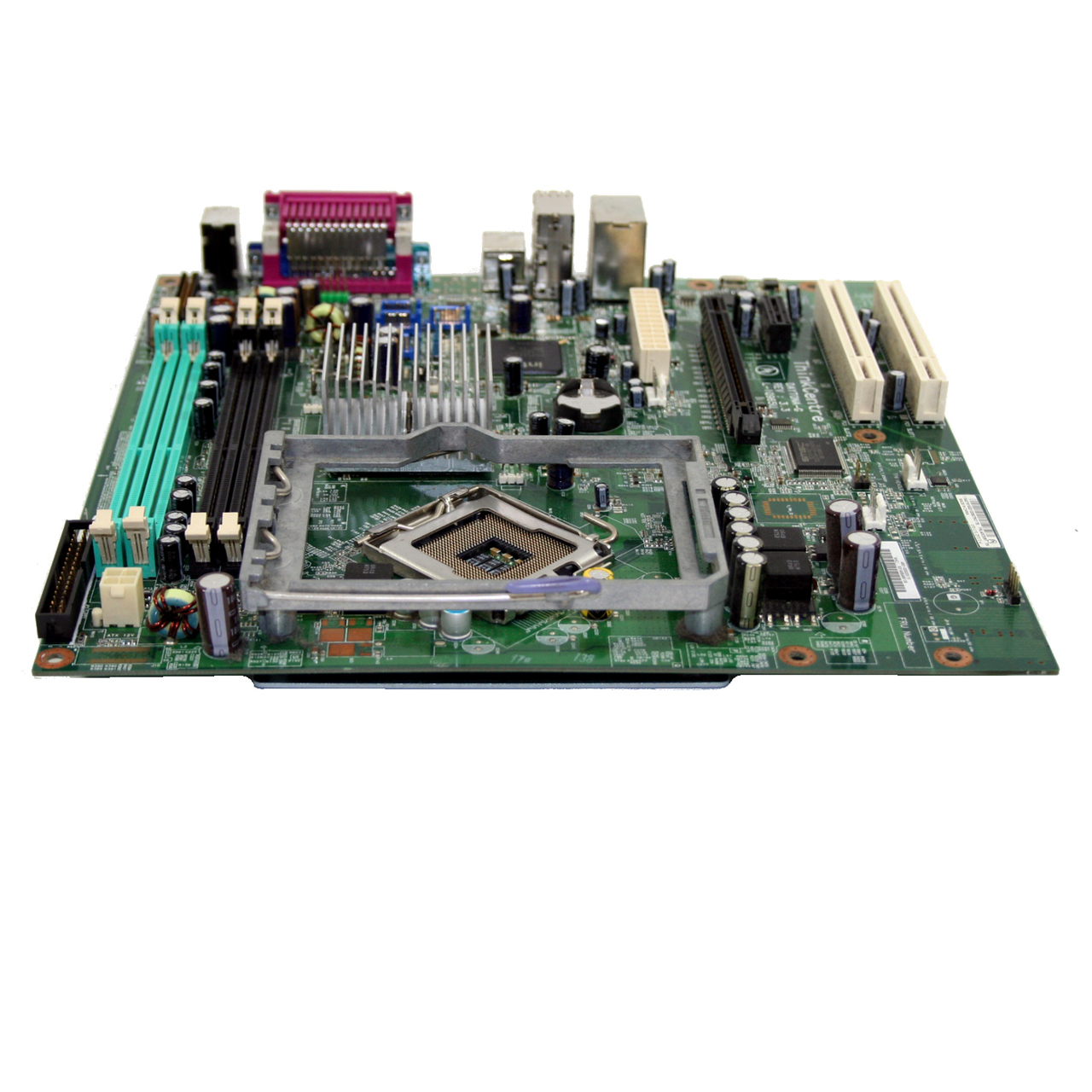 43C0061 Lenovo ThinkCentre M55P Core 2 Duo System Board W/O CPU