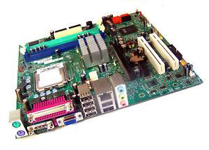 43C2297 Lenovo ThinkCentre M57P Core 2 Duo/Core 2 Quad System Board W/O CPU