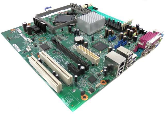 43C7179 Lenovo ThinkCentre M55 Core 2 Duo System Board W/O CPU